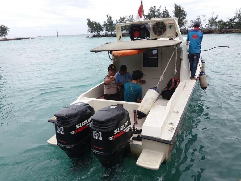 Kombes Suharyo Hadi Darma Meninggal Saat Snorkeling di Pulau Tidung