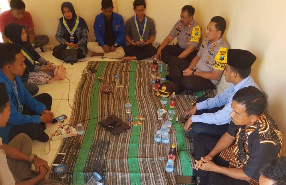 Peduli Korban Kendari di Bangkalan