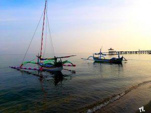 Wisata Pantai Pasir Purih Situbondo