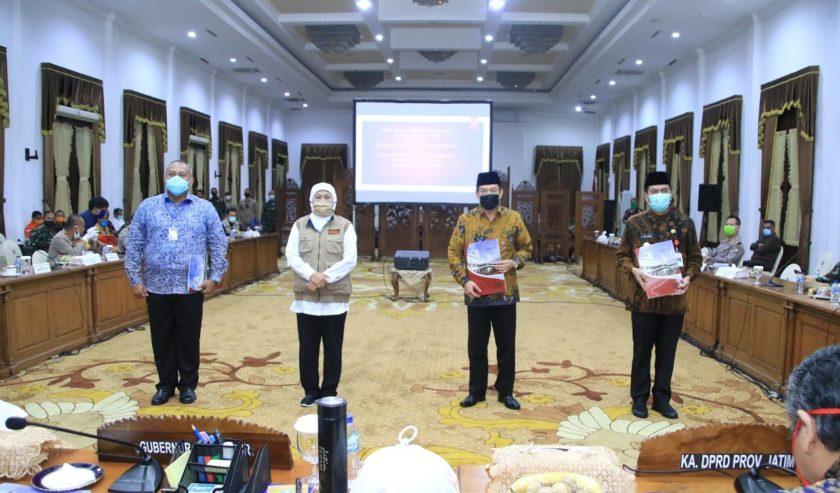 PSBB Berlaku di Surabaya, Sidoarjo dan Gresik Mulai 28 April