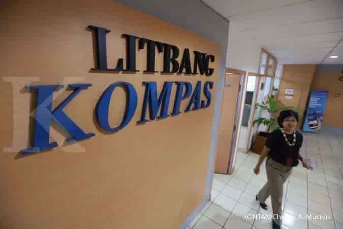 Survei Litbang Kompas: Elektabilitas Golkar Merosot